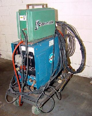 Miller Welders For Sale >> 200 Amp Miller Cp 200 Arc Welder For Sale Miller Cp 200