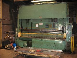 150 Ton 144Inch Bed Elk River 150-SB12 PRESS BRAKE