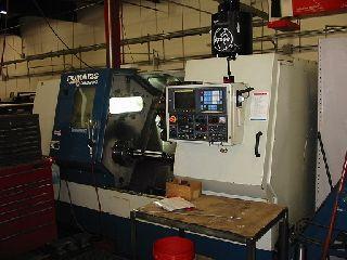 3 Dia  Cap 15hp Motor HP Cincinnati No  2 0M CENTERLESS